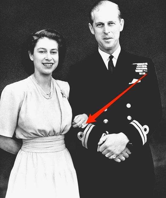 الملكة إليزابيث وفيليب
