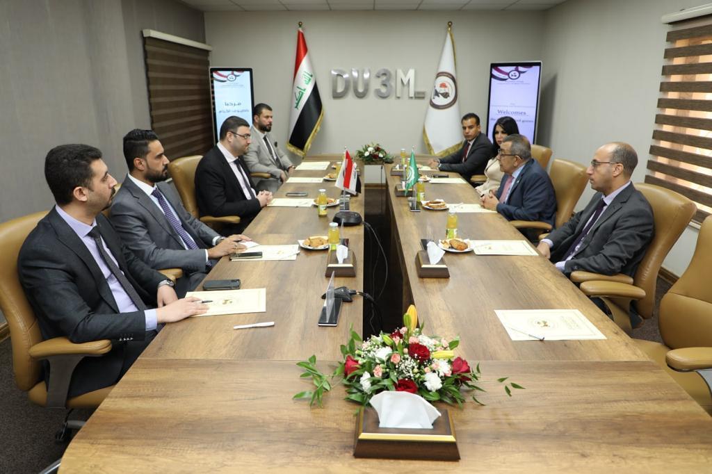 لقاءات الجامعة العربية فى العراق