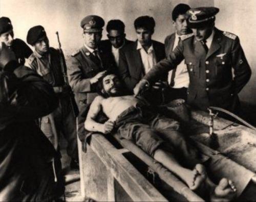 جثة جيفارا