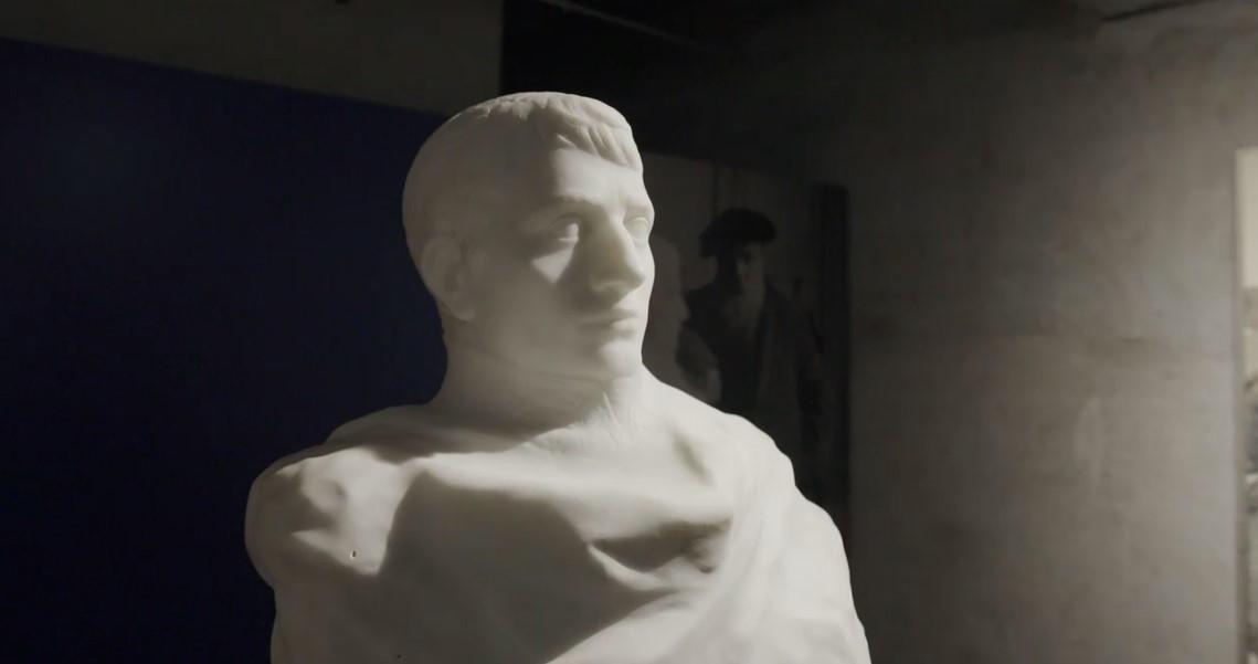 دار مزادات سوثبى تعرض تمثال نابليون للبيع