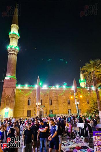 ماذته مسجد الحسين