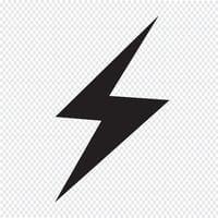 علامة الكهرباء