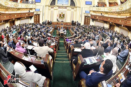جانب من الجلسة العامة