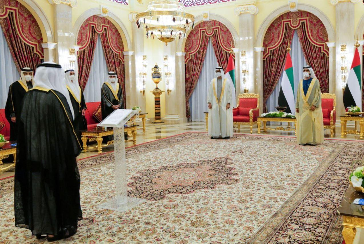 إجراء تعديل وزاري في وزارة الخارجية بالإمارات