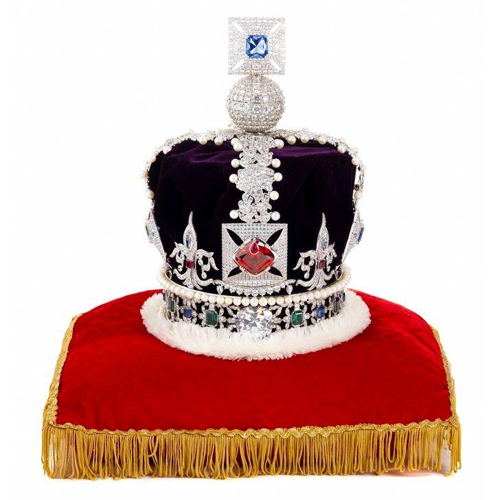 تاج الإمبراطورية البريطانية