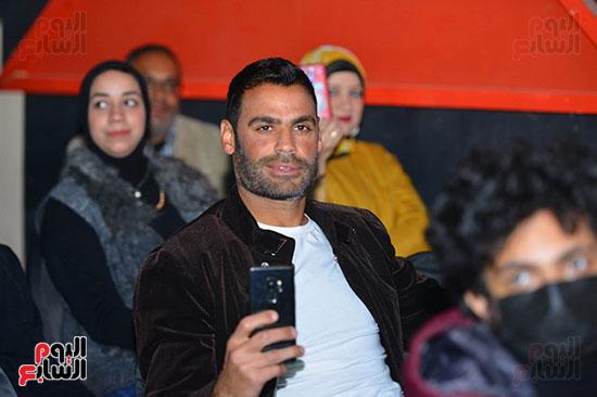 حفل لقاء الخميسي في ساقية الصاوي (18)