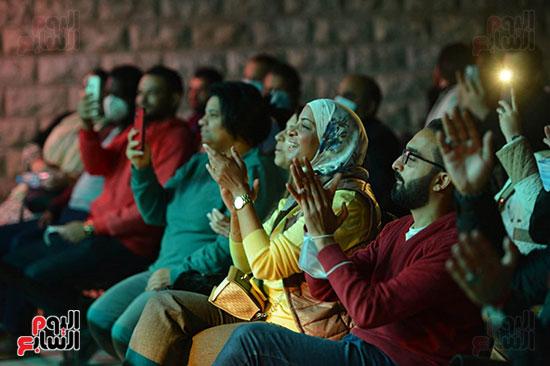 حفل لقاء الخميسي في ساقية الصاوي (20)