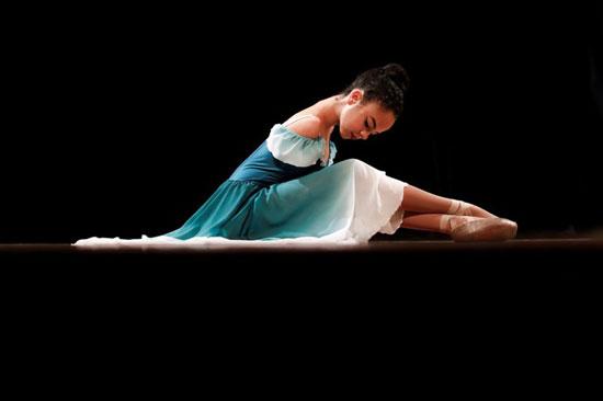 بدا حلم بوينو بأن تصبح راقصة غير واقعي بشكل مؤلم