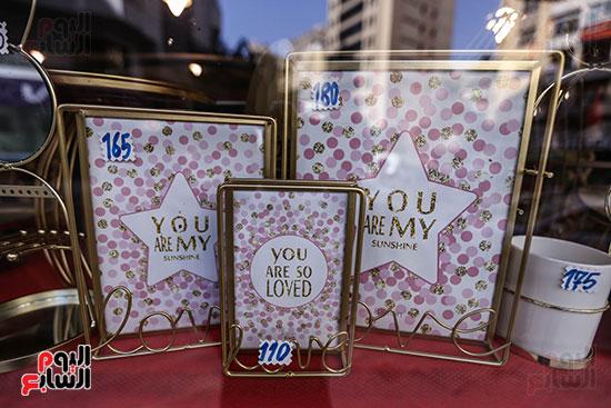 مجموعة من هدايا عيد الحب