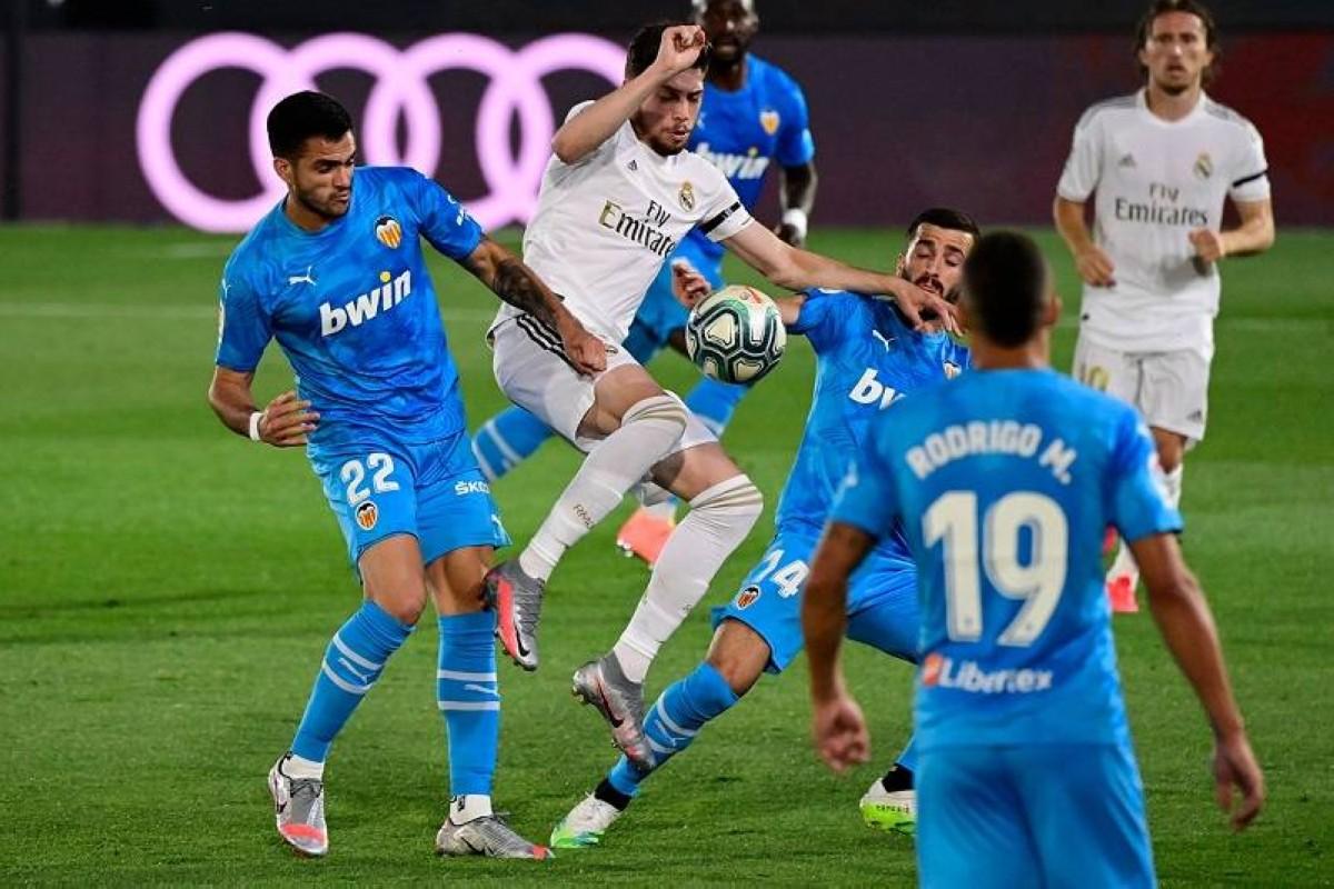 ريال مدريد ضد فالنسيا