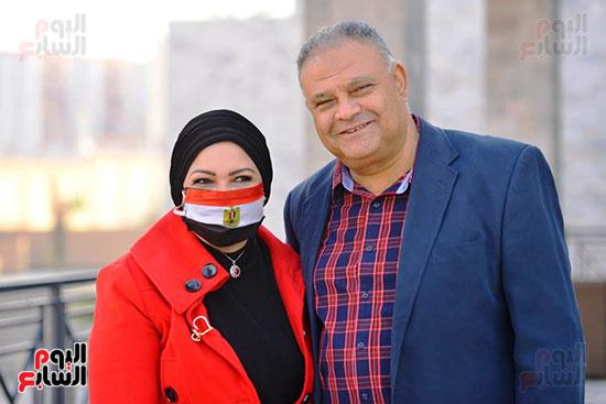 تحيا مصر يسلم 158 فتاة أولى بالرعاية تجهيزات الزواج (51)