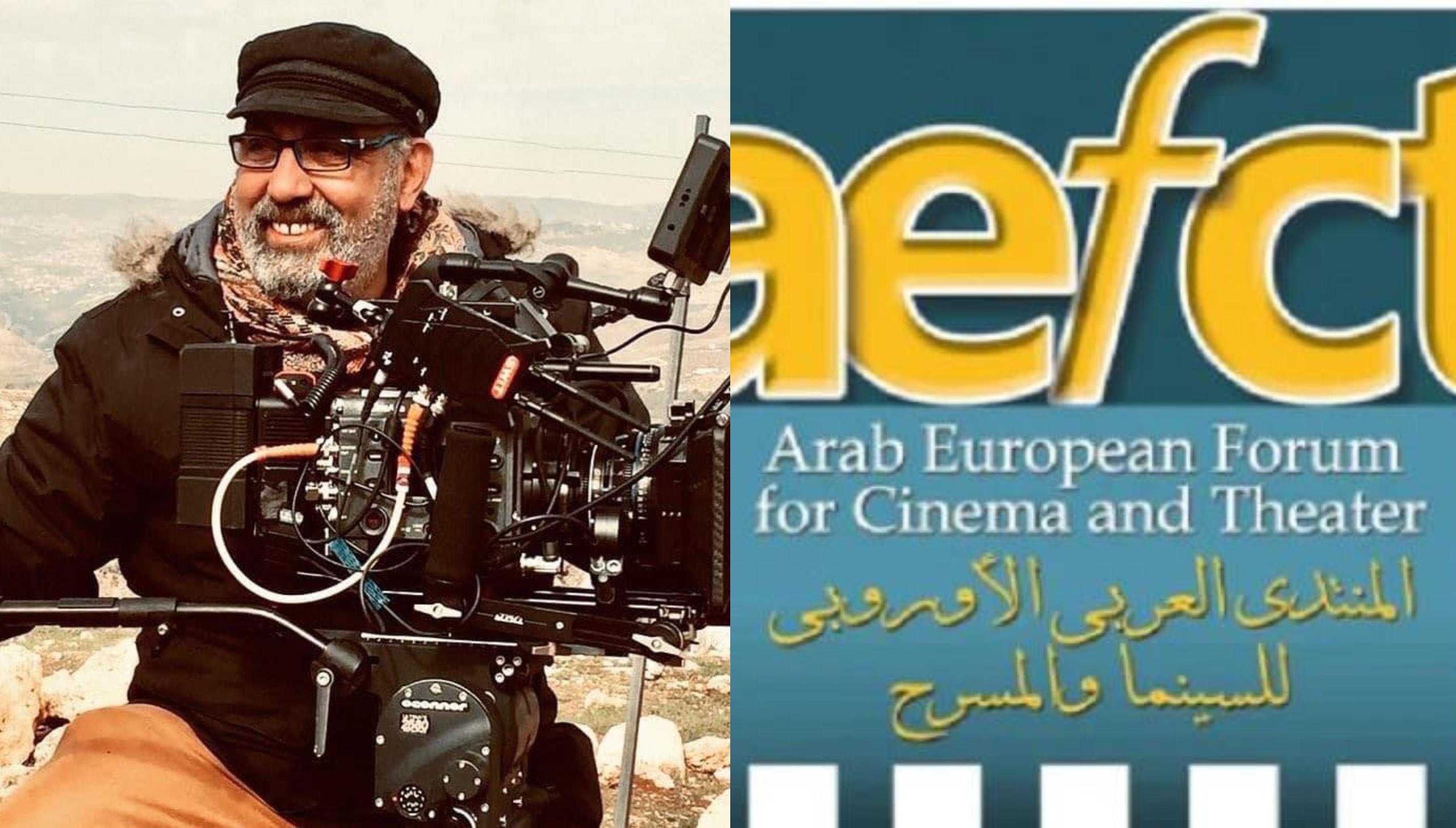 تكريم المخرج خالد الحجر