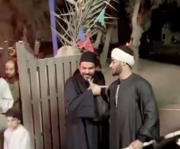 منذر رياحنة ومحمد رمضان