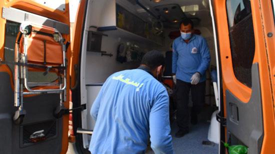 الرئيس السيسي يوجه بعلاج الطفلة شهد عصام بمركز طامية في الفيوم (4)