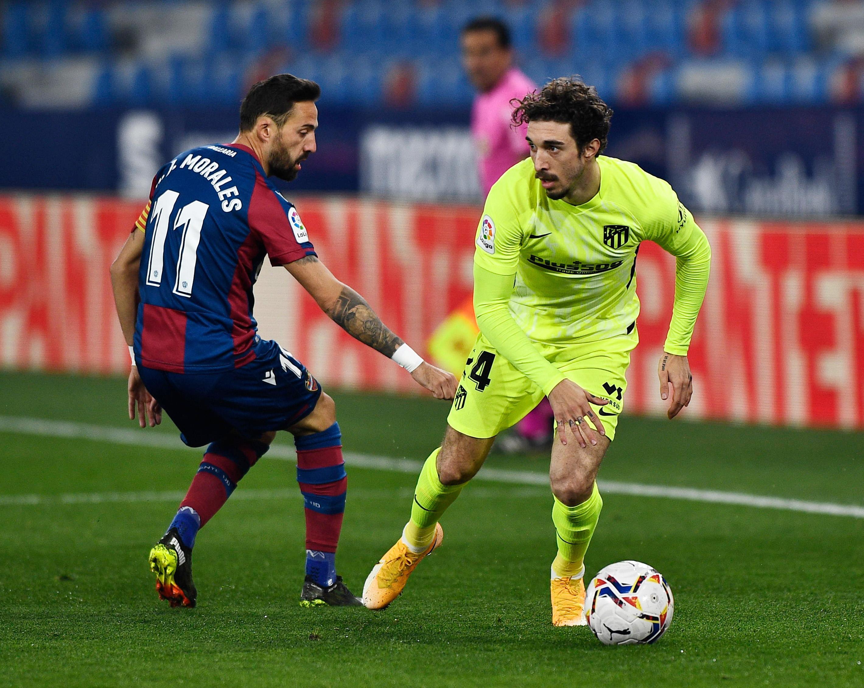ليفانتي ضد أتلتيكو مدريد (1)