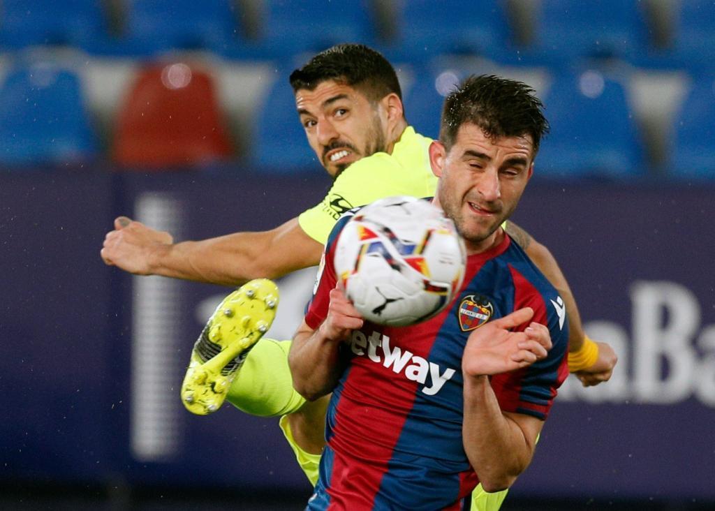 ليفانتي ضد أتلتيكو مدريد (5)