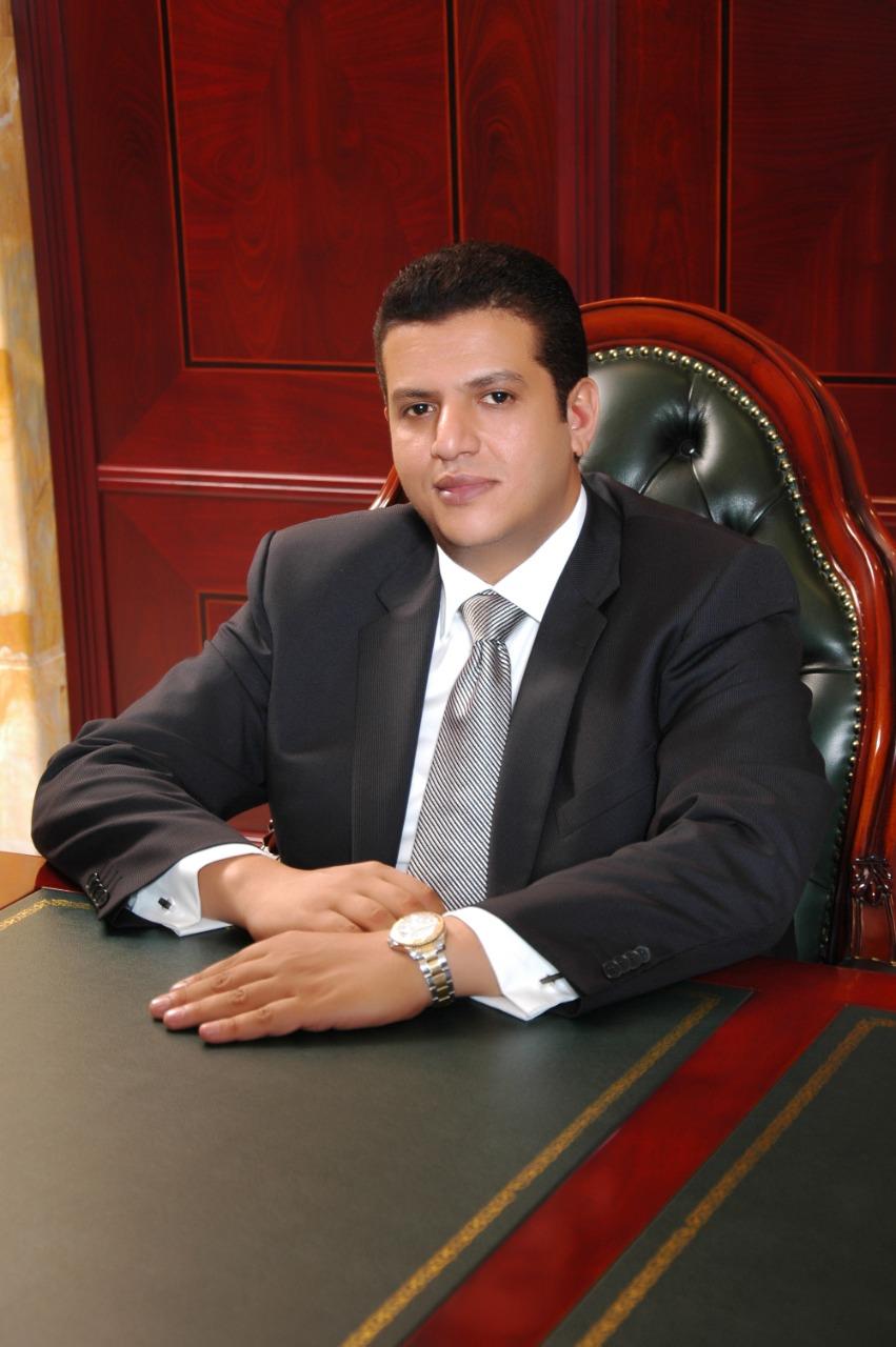 خالد عزازى رئيس مجلس أمناء جامعة المستقبل (2)