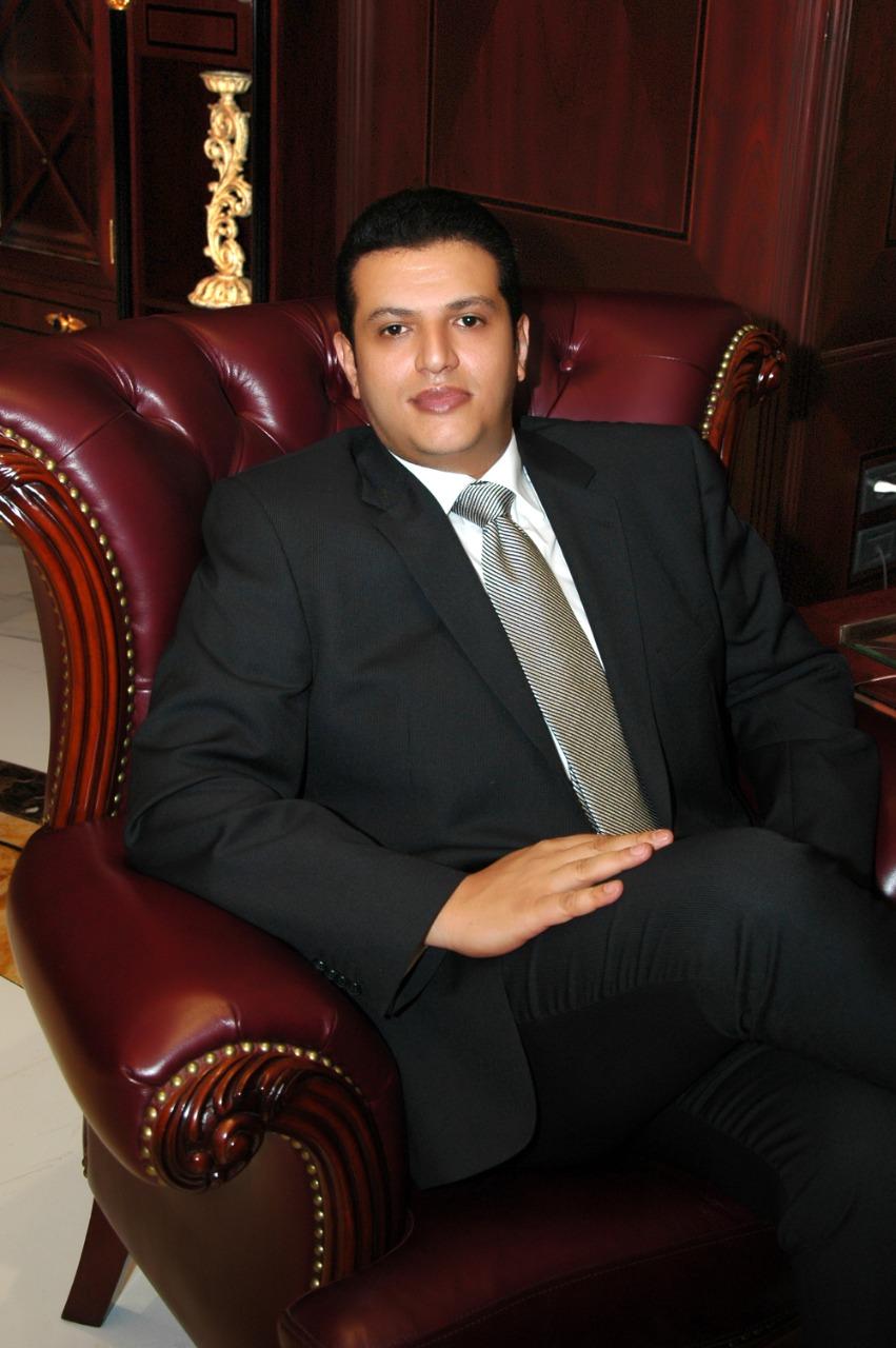 خالد عزازى رئيس مجلس أمناء جامعة المستقبل