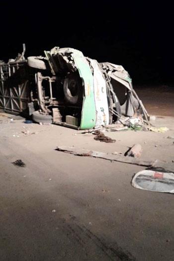 ضحايا أتوبيس طريق أبوسمبل جنوب أسوان (6)