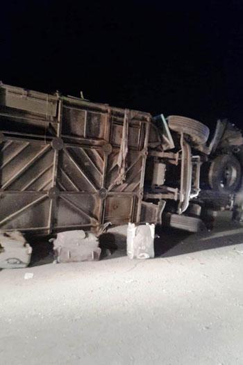 ضحايا أتوبيس طريق أبوسمبل جنوب أسوان (5)