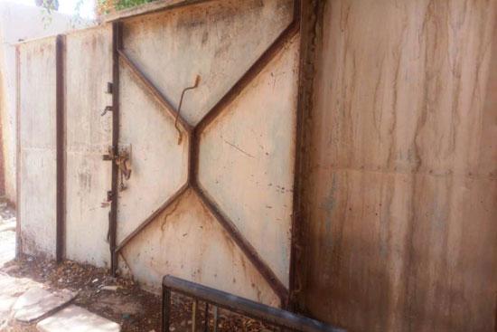 احياء وترميم اول محطة قطار عمرها 85 سنة بالوادى الجديد (3)