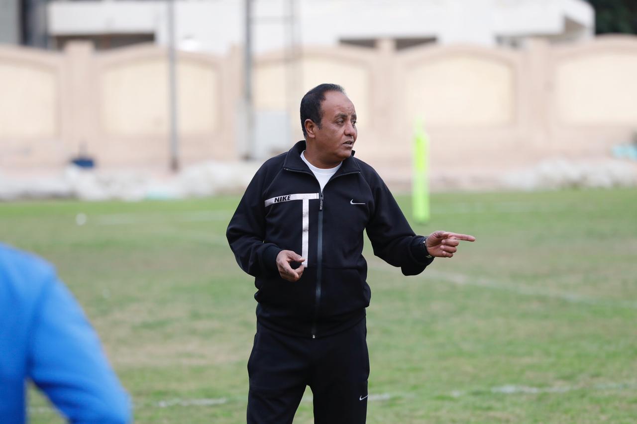 تدريبات البنك الاهلى تحت قيادة أحمد شعبان  (6)