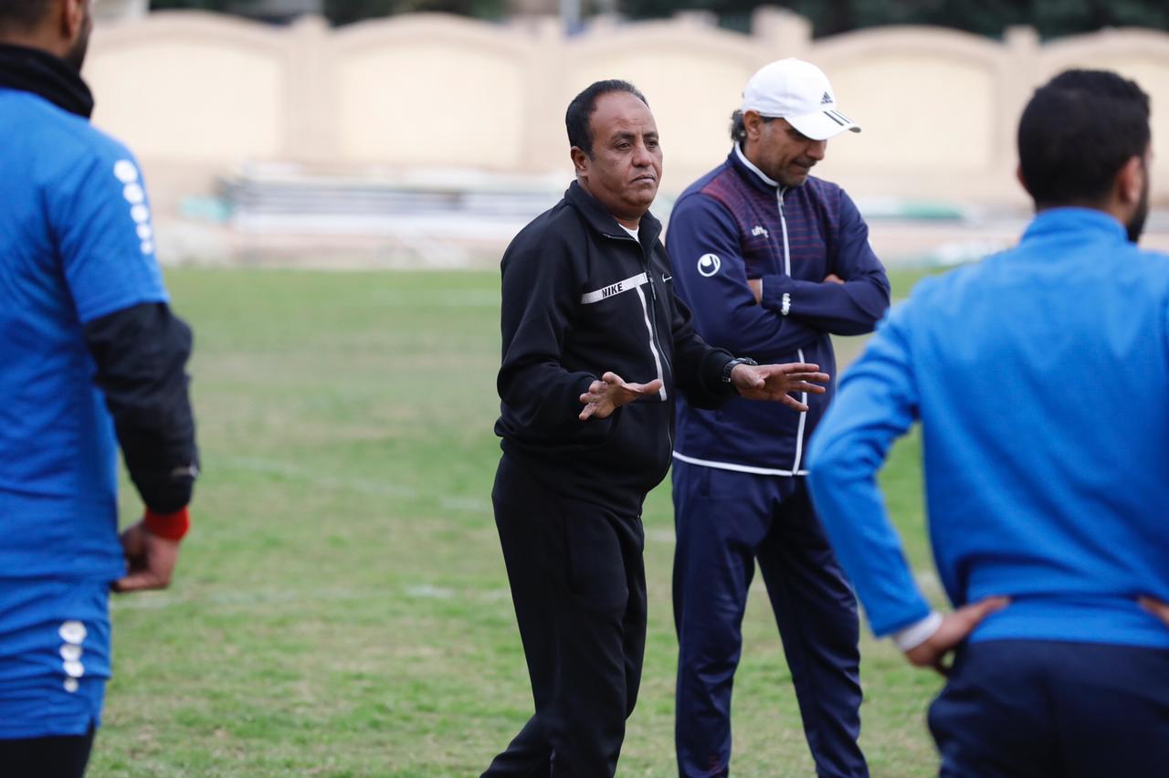 تدريبات البنك الاهلى تحت قيادة أحمد شعبان  (5)