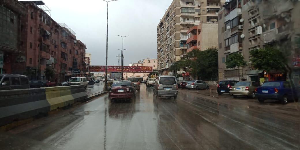 الأمطار بالقليوبية