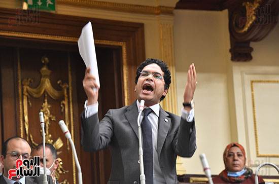 الجلسة العامة لمجلس النواب (26)