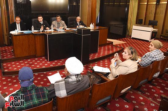 لجنة الخطة والموازنة  (5)
