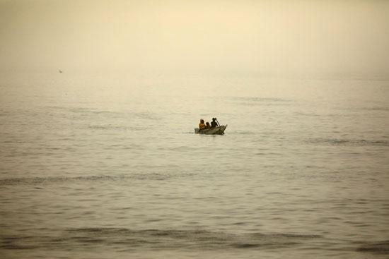سحابة ترابية كبيرة تخنق عاصمة السنغال وتعطل صيد الأسماك (8)