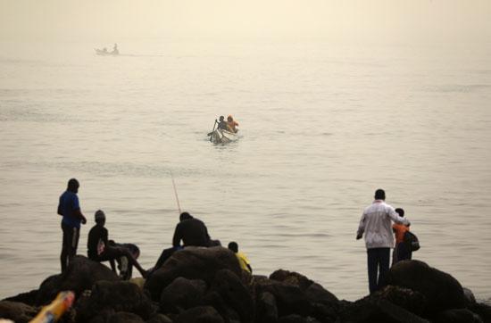 سحابة ترابية كبيرة تخنق عاصمة السنغال وتعطل صيد الأسماك (7)