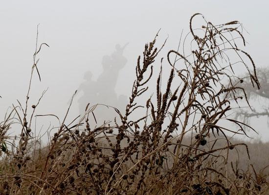 سحابة ترابية كبيرة تخنق عاصمة السنغال وتعطل صيد الأسماك (3)