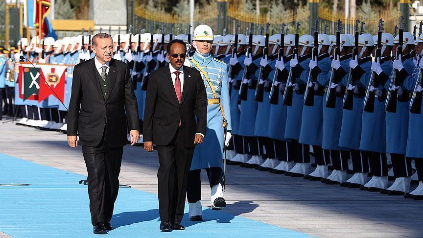 اردوغان وفرمانجو