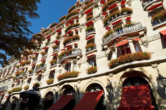 فندق Plaza Athenèe