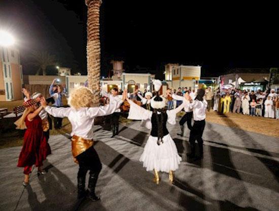 مهرجان الشيخ زايد للتراث (1)