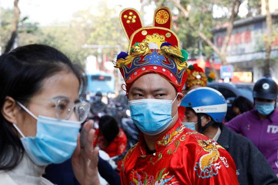 احتفالات اله الثروة فى فيتنام (10)