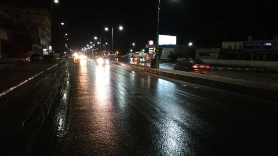استمرار هطول الأمطار (1)