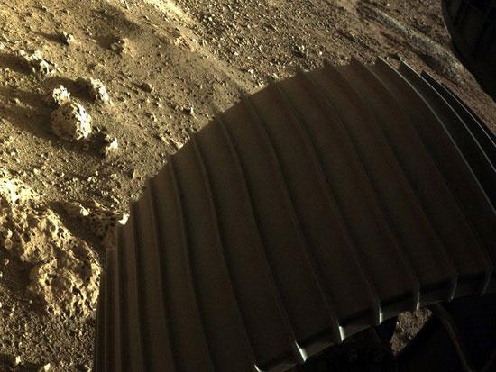مركبة برسفيرنس تصل المريخ (8)