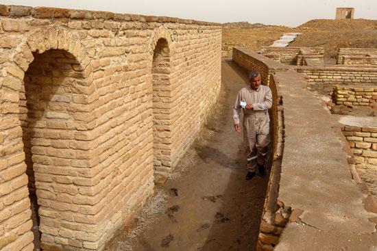 استقبال بابا الفاتيكان فى العراق (6)