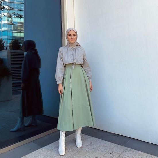 ملابس محجبات لربيع 2021 (14)