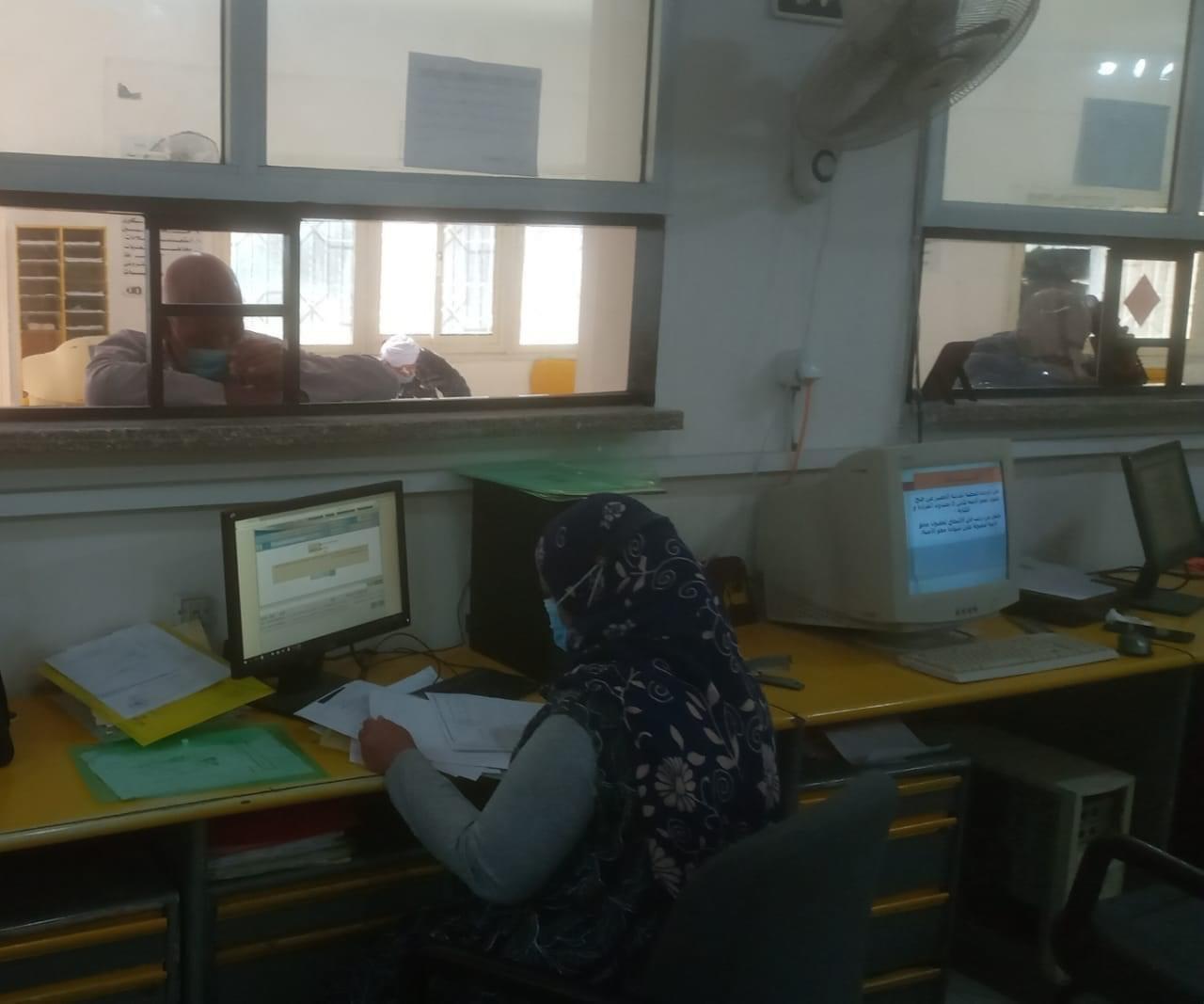 المراكز التكنولوجية تتلقى طلبات المواطنين