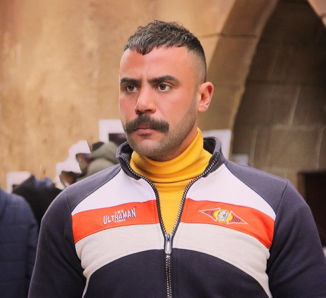 محمد إمام فى أول صورة من مسلسل النمر