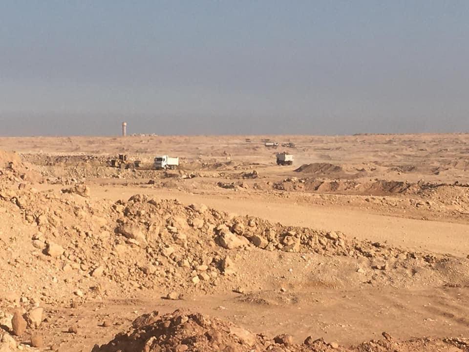 مشروعات وادى عربة لحماية قرية الزعفرانة