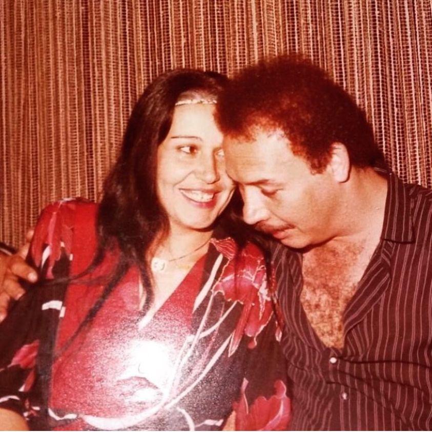 صورة والد ووالدة هنا شيحه