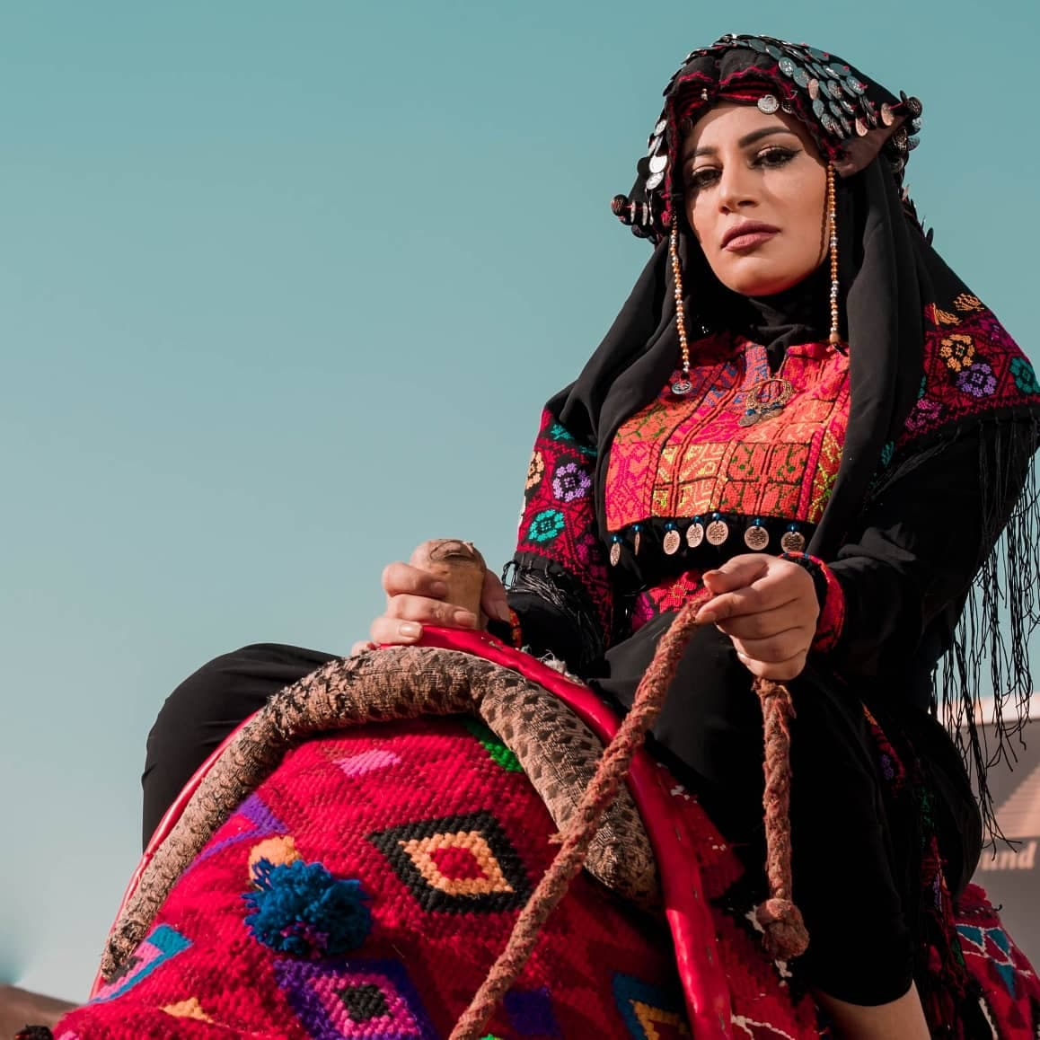 الزي البدوي