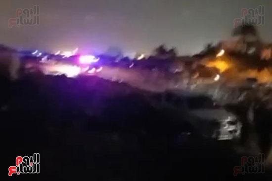 أهالى ضحايا حادث الإسكندرية يروون تفاصيل الواقعة لـاليوم السابع (7)