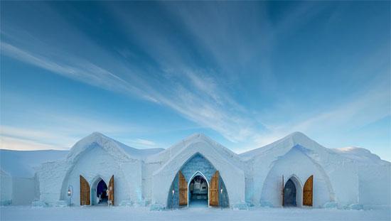 فندق الجليد (2)