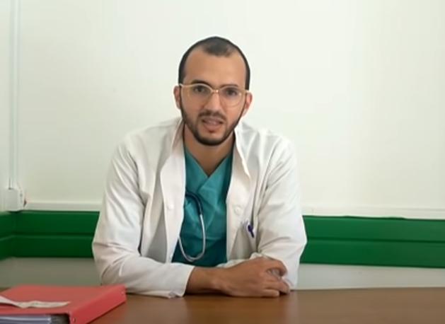 طبيب صاحب المبادرة