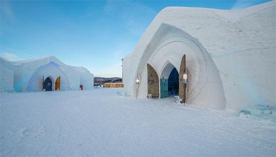 فندق الجليد (1)